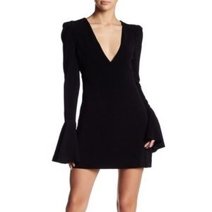 Free People Talk About It Mini Dress